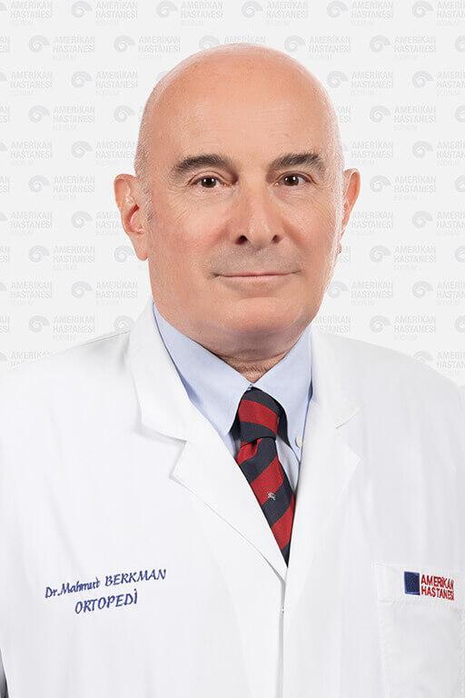 Prof. Dr. Mahmut Berkman