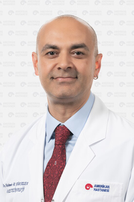 Dr. Mehmet Ali Yükselen