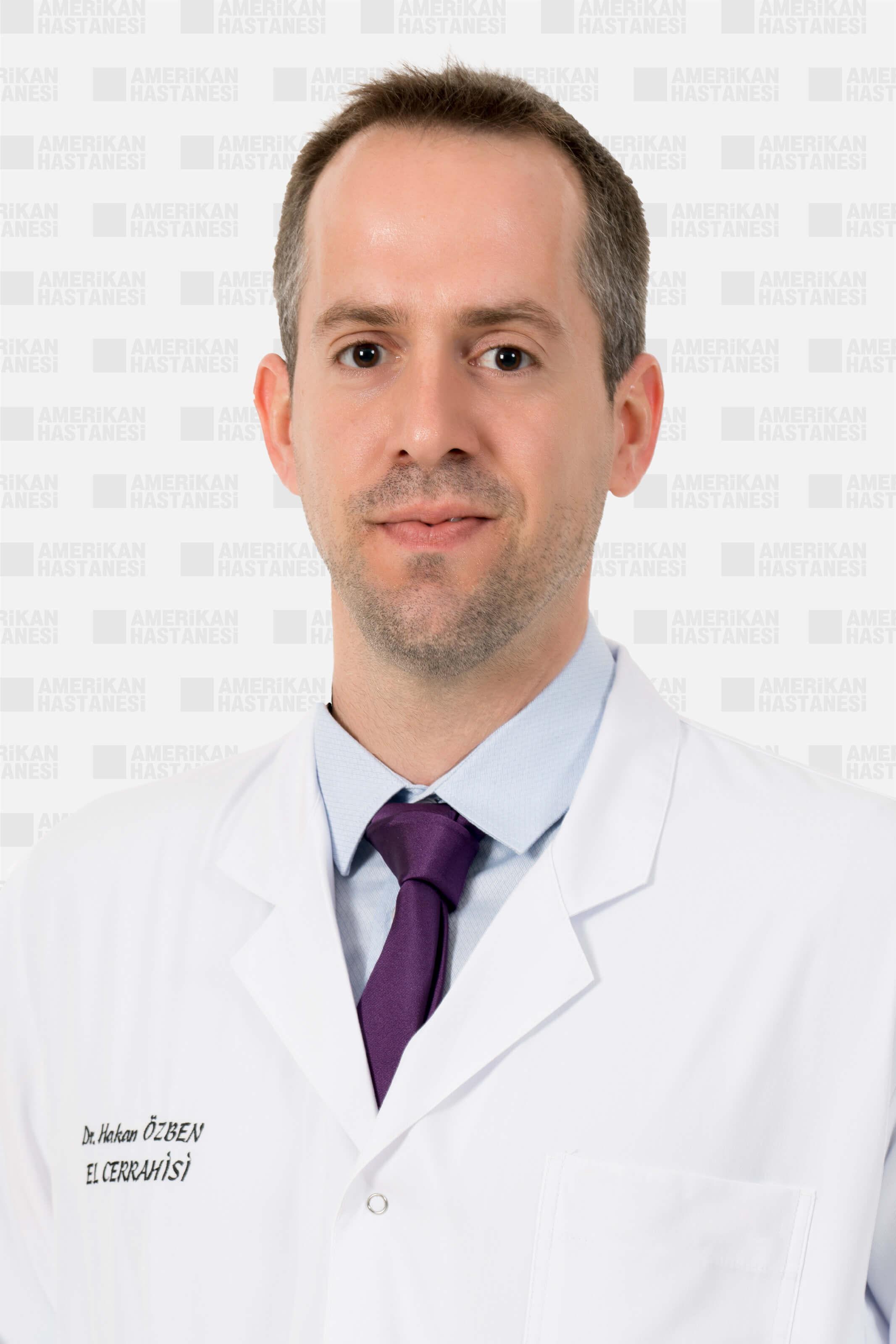 Assoc. Prof. Hakan Özben, M.D.