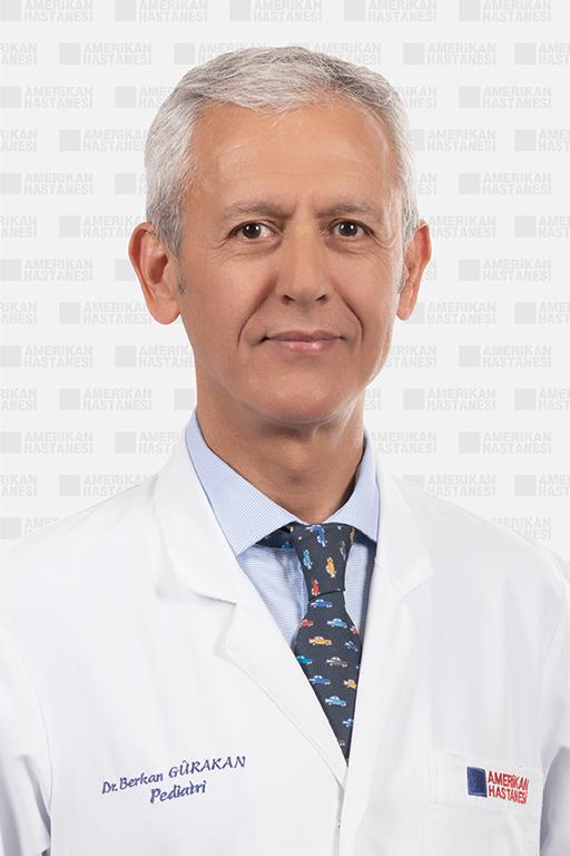 Prof. Berkan Gürakan, M.D.