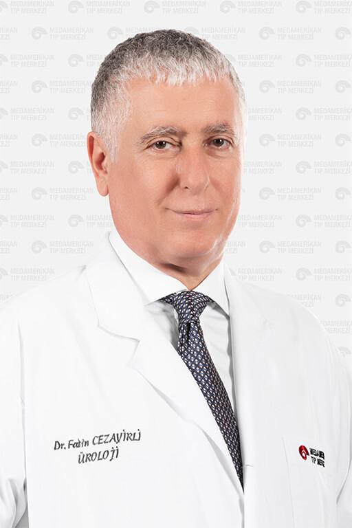Fatin Cezayirli, M.D.