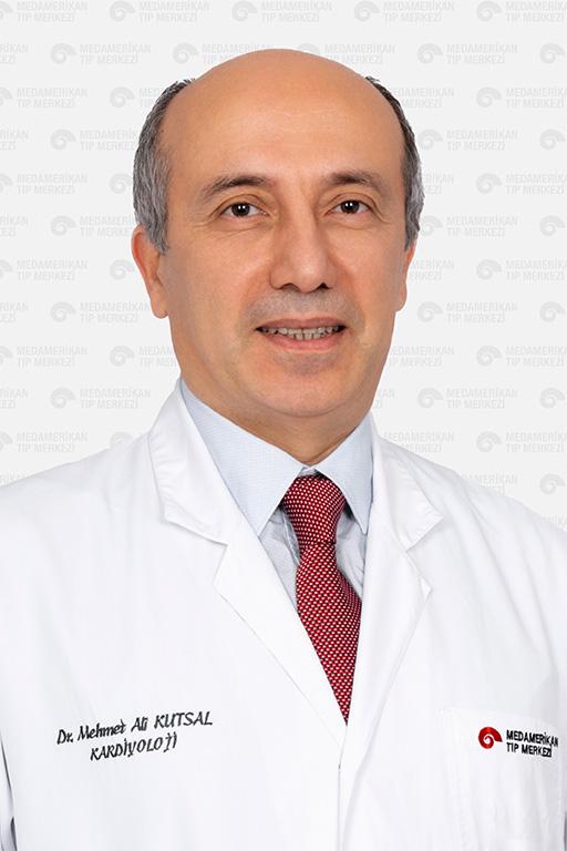Mehmet Ali Kutsal, M.D.