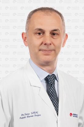 Prof. Sarp Saraç, M.D.