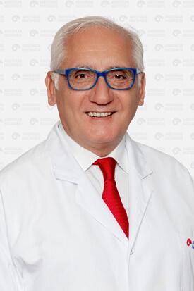 Prof. Teksen Çamlıbel, M.D.