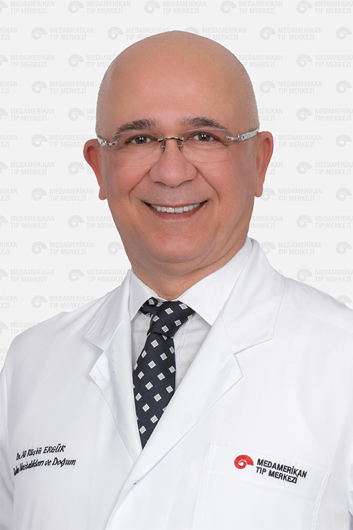 Prof. Ali Rüştü Ergür, M.D.