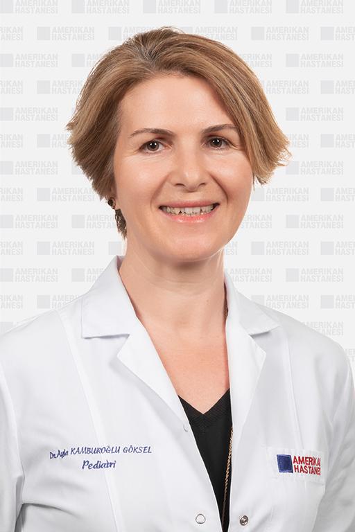 Ayla Kamburoğlu Göksel, M.D.