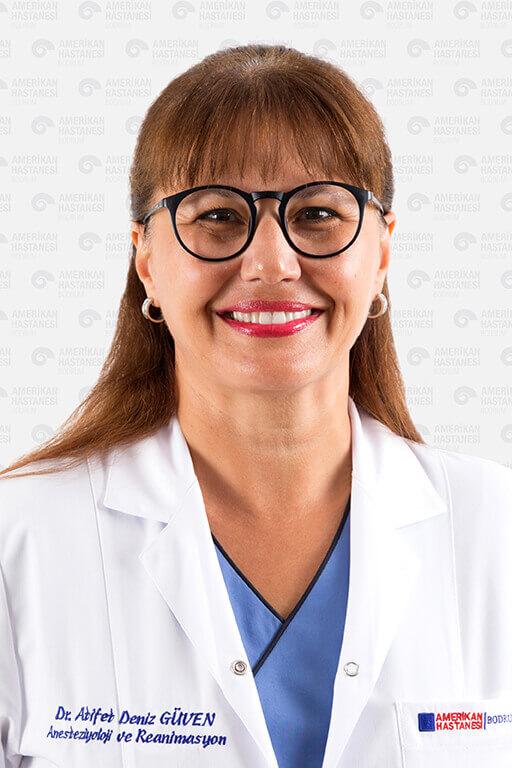 Dr. Atifet Deniz Güven