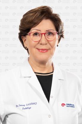 Prof. Sunay Sandıkçı, M.D.