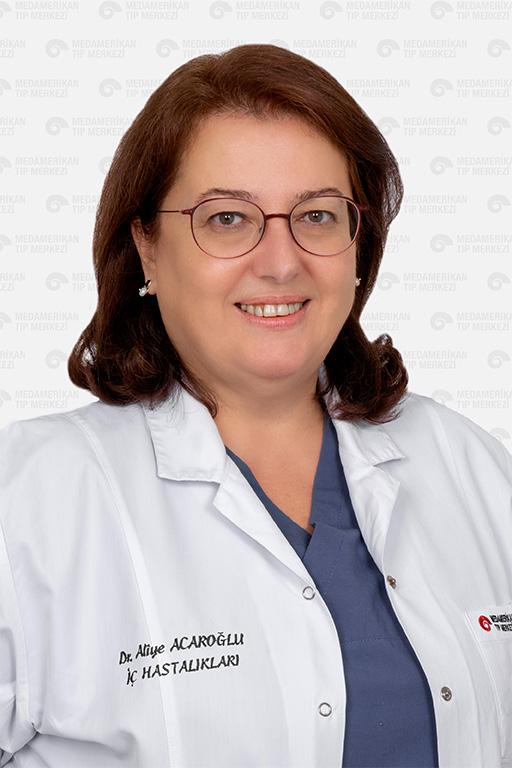 Aliye Acaroğlu, M.D.