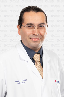 Dr. Tolga Taymaz