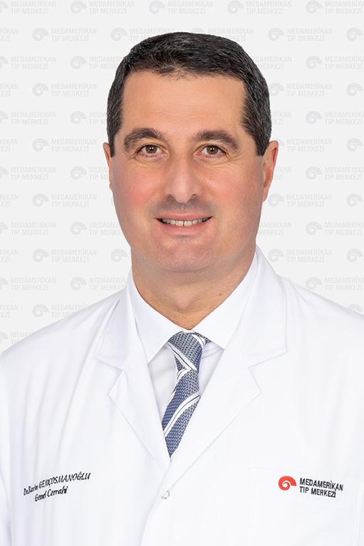 Prof. Rasim Gençosmanoğlu, M.D.