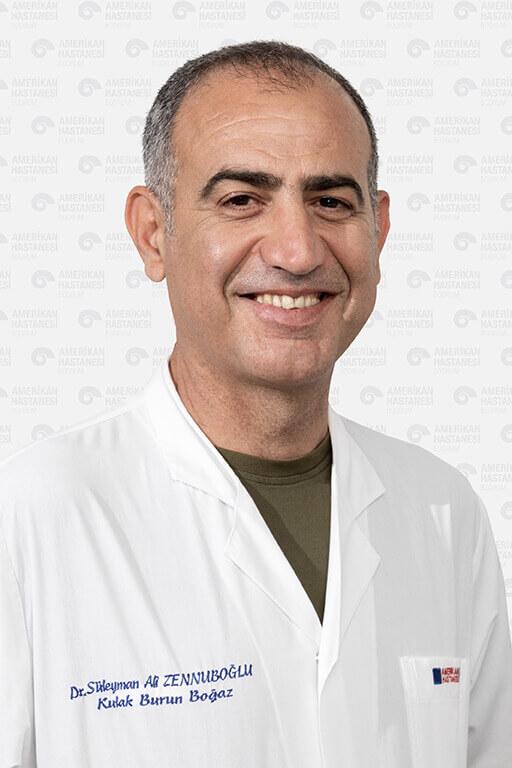 Dr. Süleyman Ali Zennuboğlu