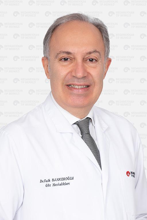 Faik Bankeroğlu, M.D.