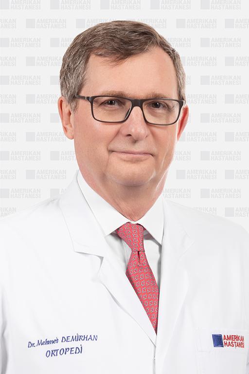 Prof. Mehmet Demirhan, M.D.