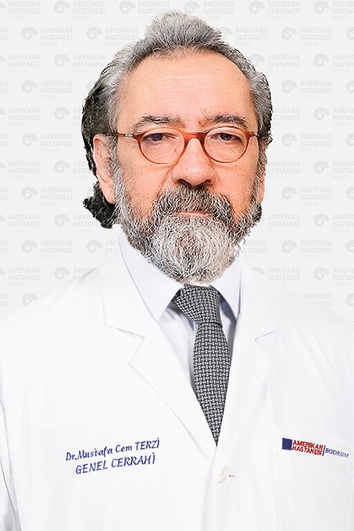 Prof. Dr. Mustafa Cem Terzi