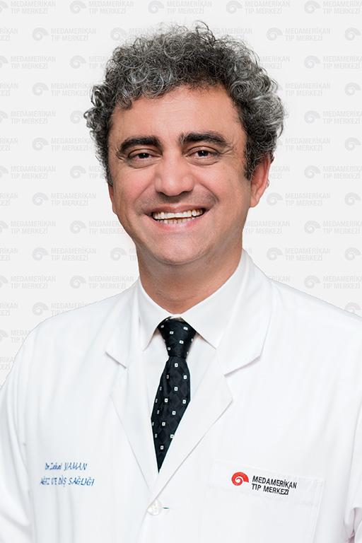 Assoc. Prof. Zekai Yaman, M.D.