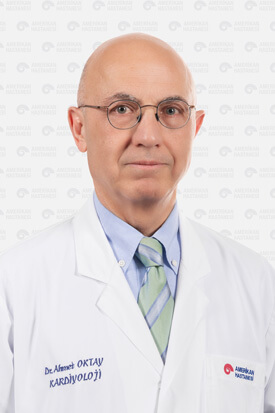 Prof. Dr. Ahmet Oktay