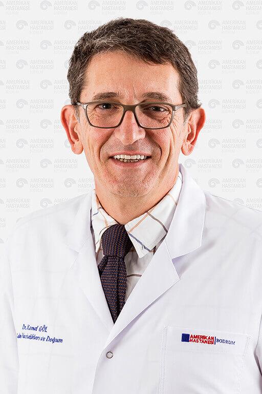 Doç. Dr. Kemal Göl