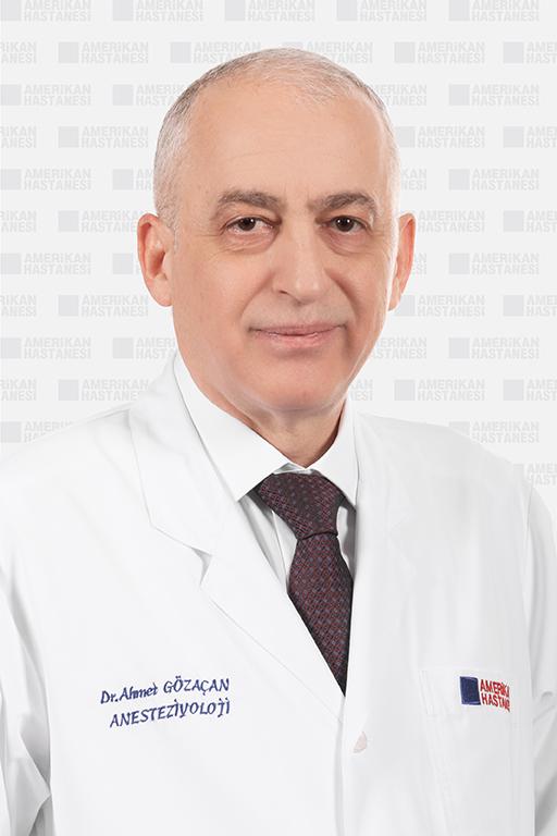 Dr. Ahmet Gözaçan