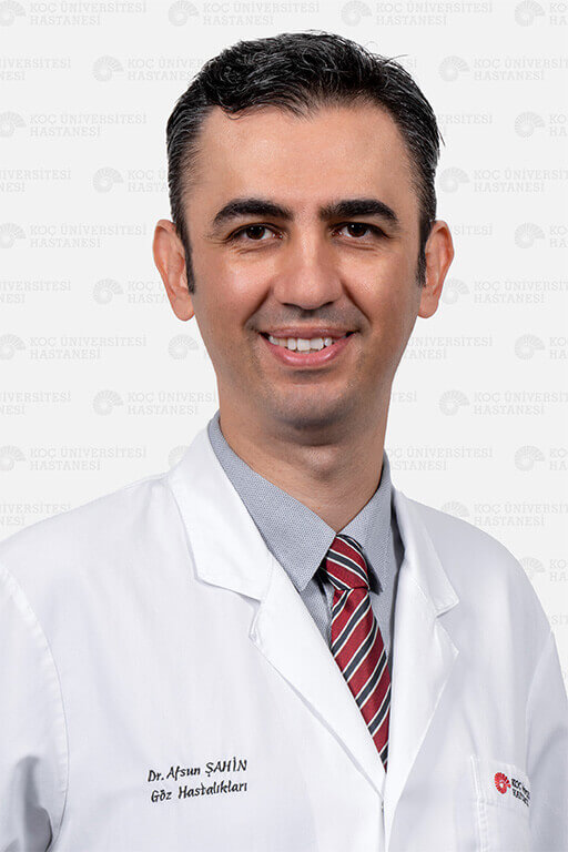 Prof. Afsun Şahin, M.D.