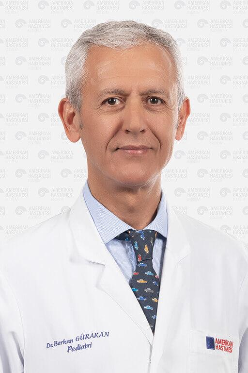 Prof. Dr. Berkan Gürakan