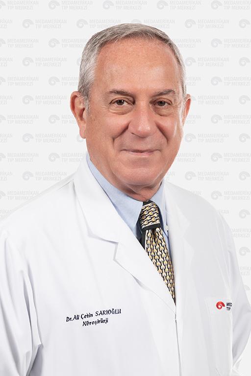 Prof. Dr. Ali Çetin Sarıoğlu