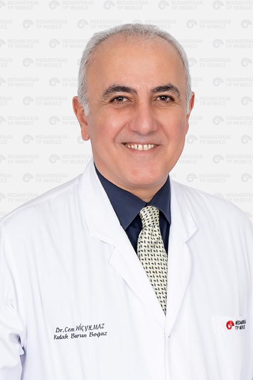 Dr. Ömer Cem Hiçyılmaz