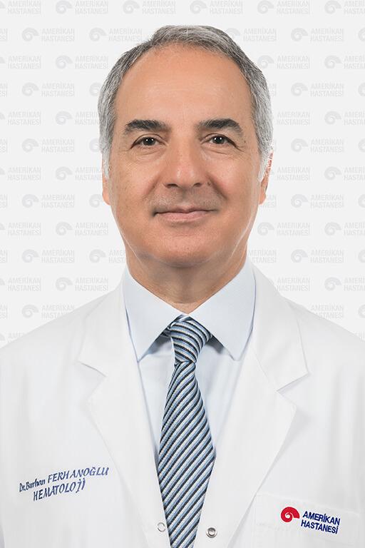 Prof. Burhan Ferhanoğlu, M.D.