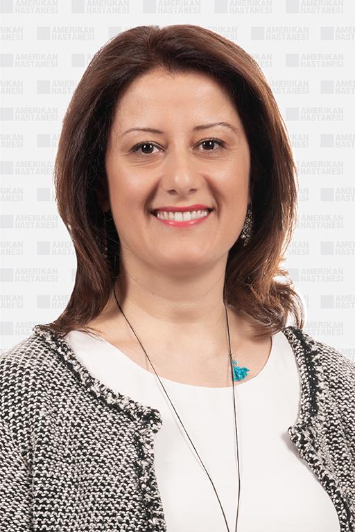 Psychologist Banu Şahin