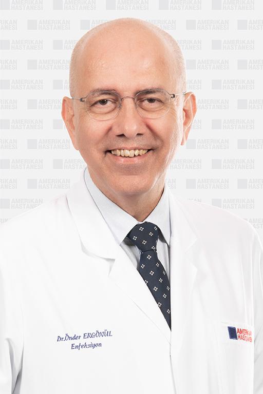 Prof. Önder Ergönül, M.D.
