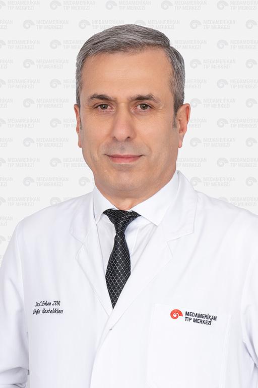 Dr. C. Erkan Zor