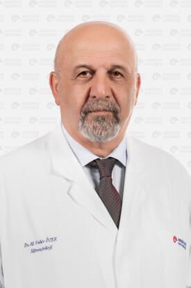Prof. Dr. Ali Fahir Özer