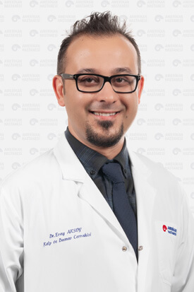 Dr. Eray Aksoy