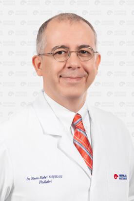 Prof. Dr. Sinan Mahir Kayıran