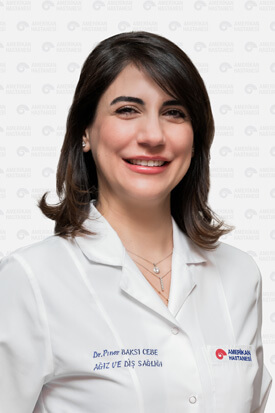 Dt. Pınar Baksı Cebe